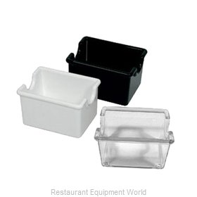 Crown Brands SPH-BK Sugar Packet Holder / Caddy