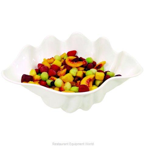 Crown Brands SSB-1W Shell Bowl