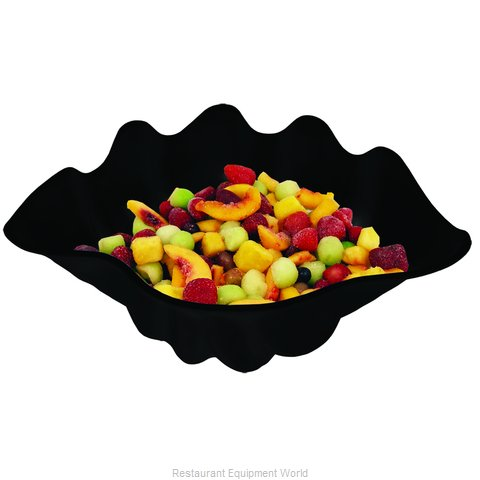 Crown Brands SSB-5B Shell Bowl (Magnified)