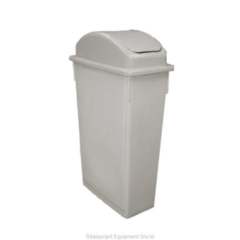 Crown Brands SSC-23G Trash Receptacle, Indoor (Magnified)