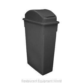 Crown Brands SSCL-23BK Trash Receptacle Lid / Top