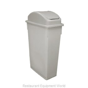 Crown Brands SSCL-23G Trash Receptacle Lid / Top