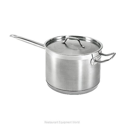 Crown Brands SSP-7 Induction Sauce Pan