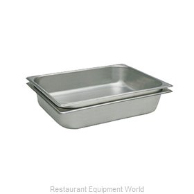 Crown Brands STP-1002 Steam Table Pan, Stainless Steel