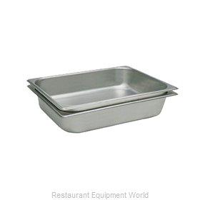 Crown Brands STP-166 Steam Table Pan, Stainless Steel