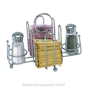 Crown Brands SUSK-HDR Condiment Caddy, Rack Only