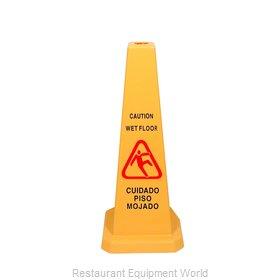 Crown Brands WFC-27 Sign, Wet Floor