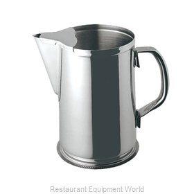 Crown Brands WP-64 Pitcher, Stainless Steel