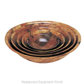 Crown Brands WSB-6 Bowl, Wood