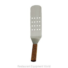 Crown Brands WTPF-10 Turner, Perforated, Stainless Steel