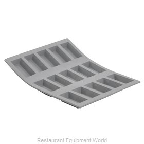 DeBuyer 1852.21US Baking Sheet, Pastry Mold, Flexible