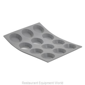 DeBuyer 1856.21US Baking Sheet, Pastry Mold, Flexible