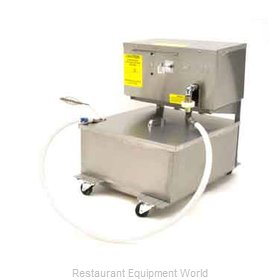 Dean MF90U/80# Fryer Filter Mobile