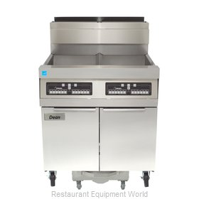 Dean SCFD550G Fryer, Gas, Multiple Battery