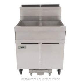 Dean SCFSM250G Fryer, Gas, Multiple Battery