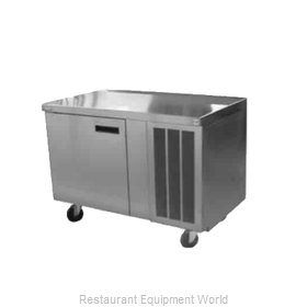 Delfield 186114BUCMP Refrigerated Counter, Work Top