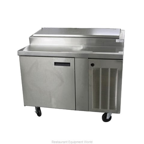 Delfield 18648PTBMP Refrigerated Counter, Pizza Prep Table
