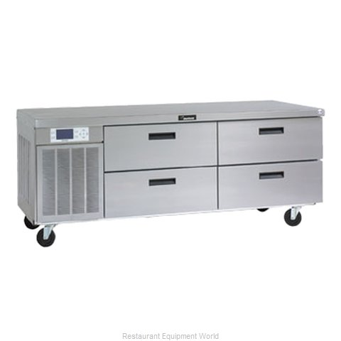 Delfield 18682VDL-CE Refrigerated Counter Work Top