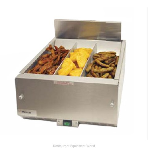 Delfield 27007 French Fry Warmer Bin Type