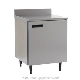 Delfield 402P Refrigerated Counter, Work Top