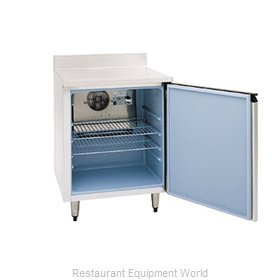 Delfield 403 Freezer Counter Work Top