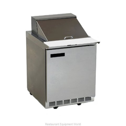 Delfield 4427N-9M Mega Top Sandwich Unit