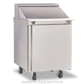 Delfield 4427NP-12M Refrigerated Counter, Mega Top Sandwich / Salad Unit