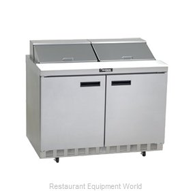 Delfield 4448N-12 Refrigerated Counter, Sandwich / Salad Top