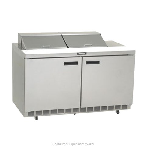 Delfield 4460N-12 Refrigerated Counter, Sandwich / Salad Top