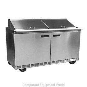 Delfield 4464N-12M Mega Top Sandwich Unit