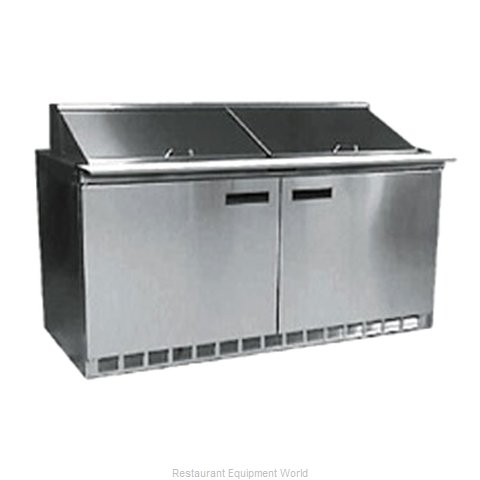 Delfield 4464N-16 Refrigerated Counter, Sandwich / Salad Top