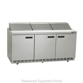 Delfield 4472N-18M Mega Top Sandwich Unit