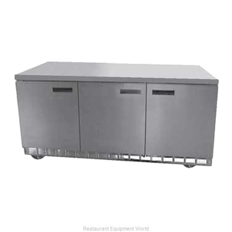 Delfield 4472N Refrigerated Counter Work Top