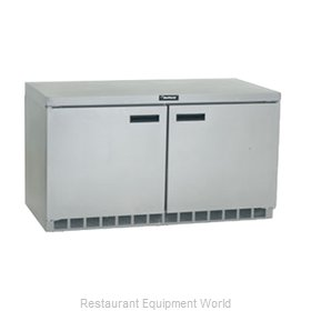 Delfield 4560N Freezer Counter Work Top