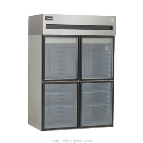 Delfield 6051XL-GHR Reach-in Refrigerator 2 sections