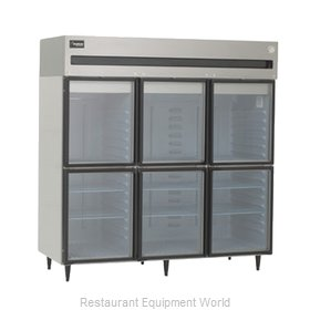 Delfield 6076XL-GH Reach-in Refrigerator 3 sections