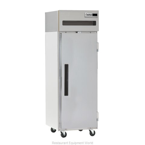 Delfield 6125XL-S Solid Door Reach-In Freezer