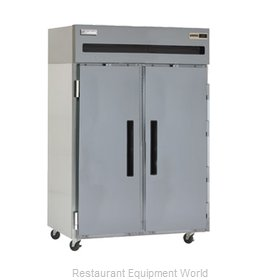 Delfield 6151XL-S Solid Door Reach-In Freezer