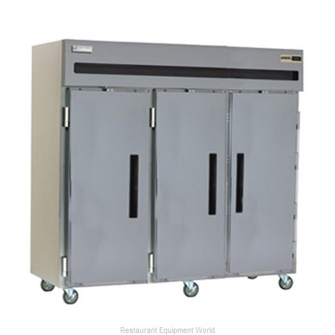 Delfield 6176XL-SR Reach-In Freezer 3 sections