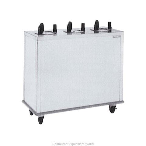 Delfield CAB3-650ET Dispenser, Plate Dish, Mobile