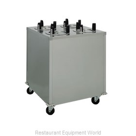 Delfield CAB4-1200ET Dispenser, Plate Dish, Mobile