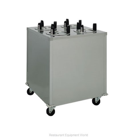 Delfield CAB4-650ET Dispenser, Plate Dish, Mobile