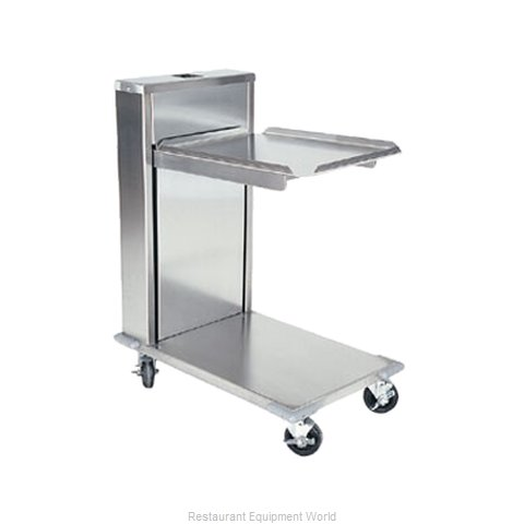 Delfield CT-1221 Dispenser, Tray Rack (Magnified)