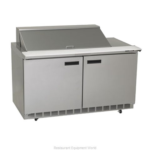 Delfield D4464N-18M Mega Top Sandwich Unit