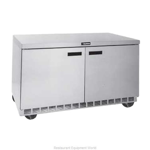 Delfield D4464N Refrigerated Counter Work Top