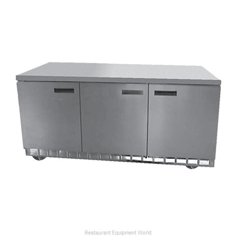 Delfield D4472N Refrigerated Counter Work Top