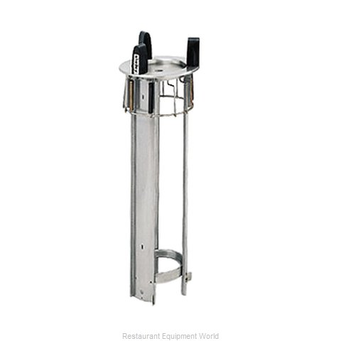 Delfield DIS-650-ET Dispenser, Plate Dish, Drop In (Magnified)