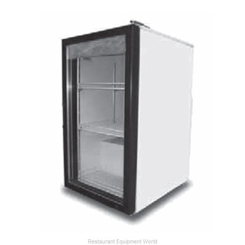 Delfield DMER7-G Display Case Refrigerated Countertop