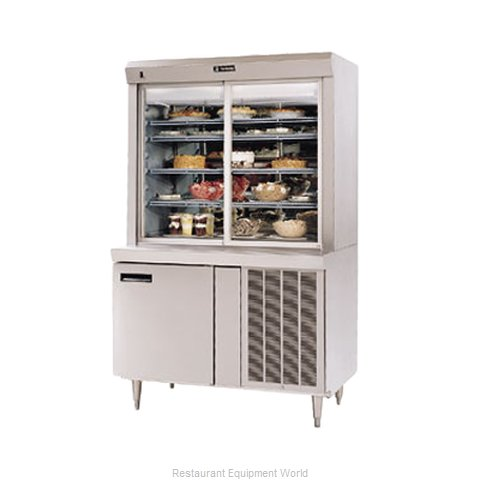 Delfield F15MR48N Display Pie Case Refrigerated (Magnified)