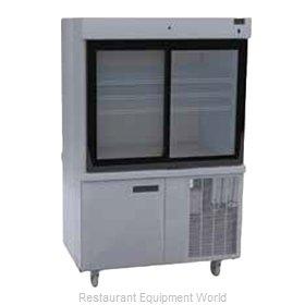 Delfield F15PC72DV Display Case, Refrigerated